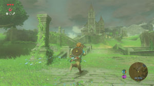 screenshot zelda