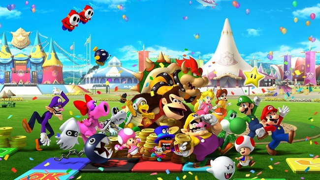 Happy Birthday Nintendo Banner Nintenfan