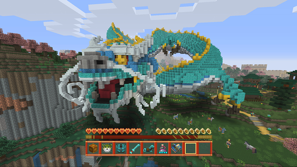 minecraft-chinese-mythology-mash-up-pack-screenshot-b - Nintenfan