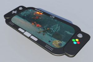 device mock up