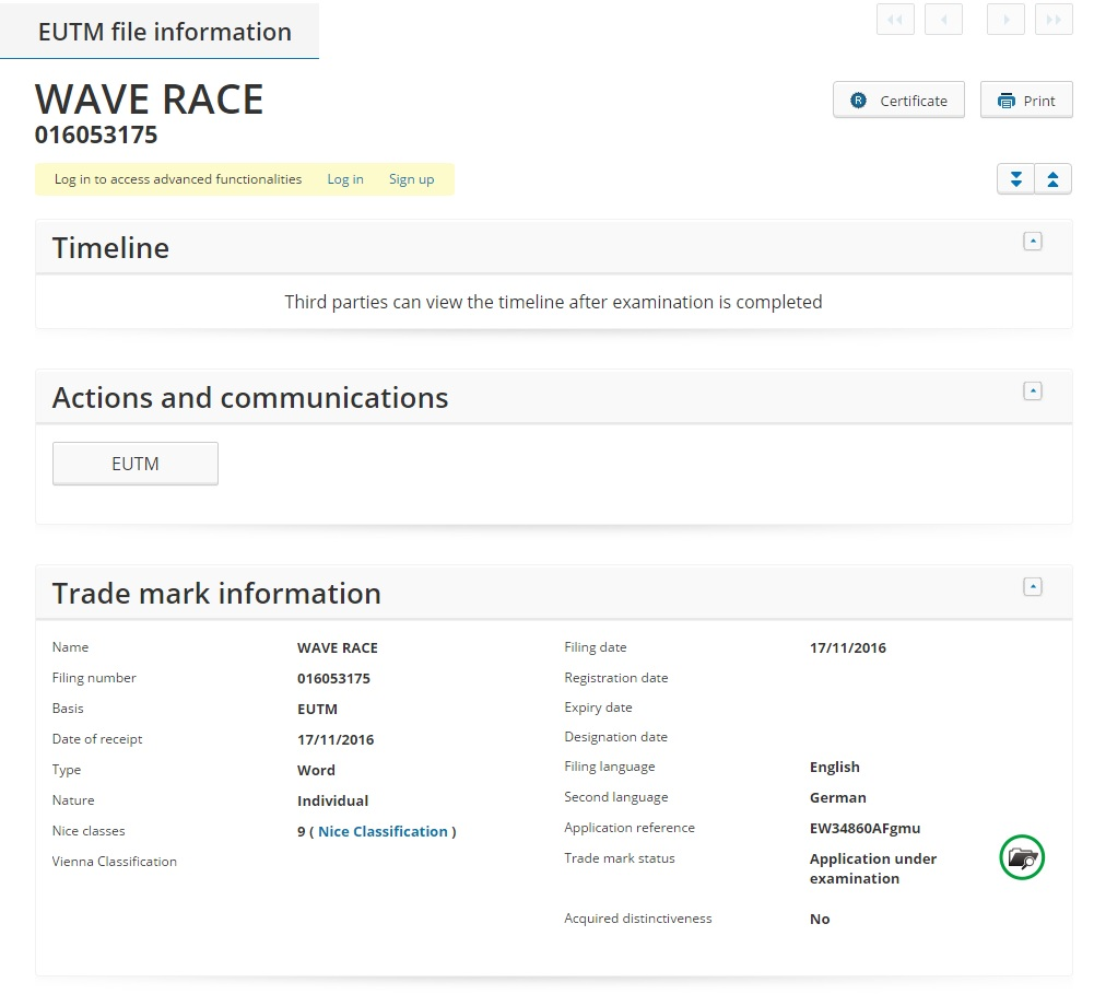 Wave Race 64 Screenshot - Nintenfan