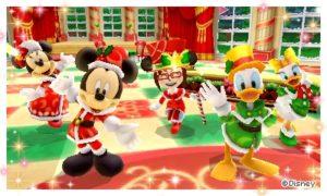National StreetPass Holiday Edition 2016 - Nintendo 3DS - Disney Magical World 2