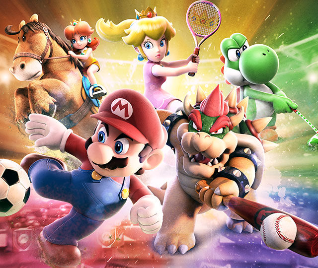 mario sports superstars 3ds banner