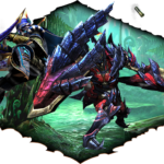 monster hunter background
