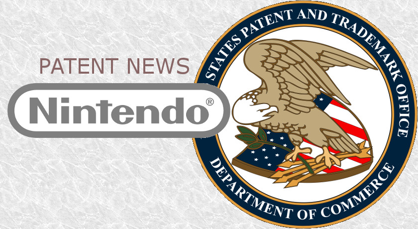 Nintendo patent found