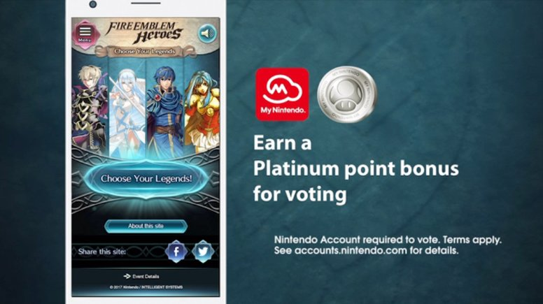 receive my nintendo platinum points