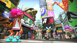 splatoon 2 inkopolis