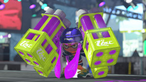 splatoon 2 bonus attacks
