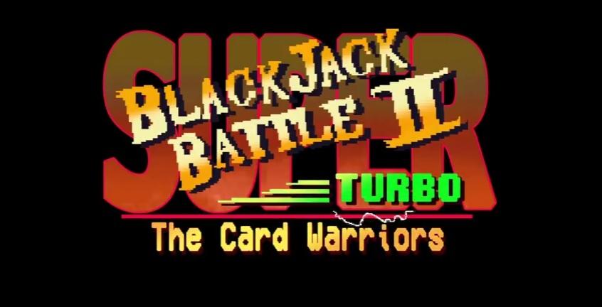 super blackjack Battle II Turbo