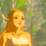 screenshot of zelda