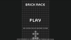 Brick Race - Wii U Screenshot #1