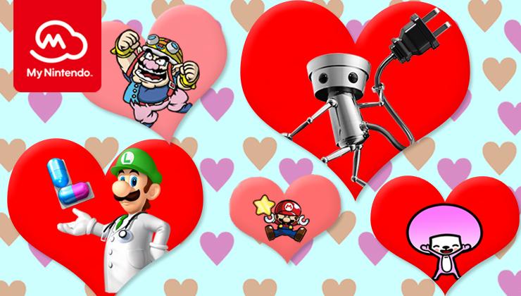 My Nintendo Valentine's Day Discount