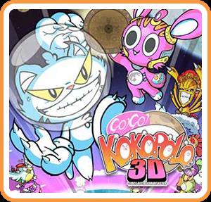 Go! Go! Kokopolo 3D 3DS
