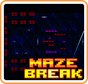 Maze Break - Nintendo eShop Icon Wii U