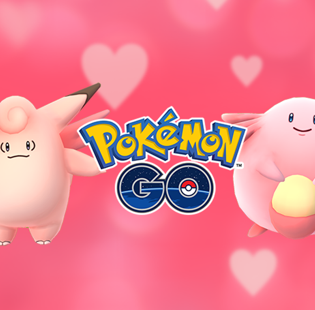 Pokemon Go Valentine's Day Celebration 2017