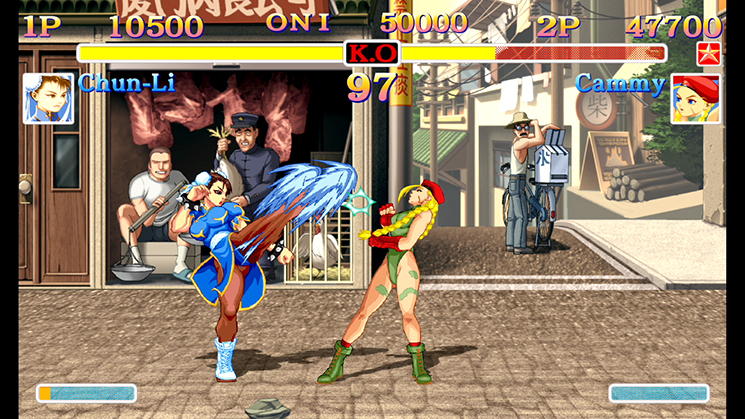 Ultra Street Fighter Ii The Final Challengers Nintendo