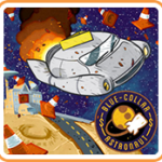 Blue-Collar Astronaut Wii U