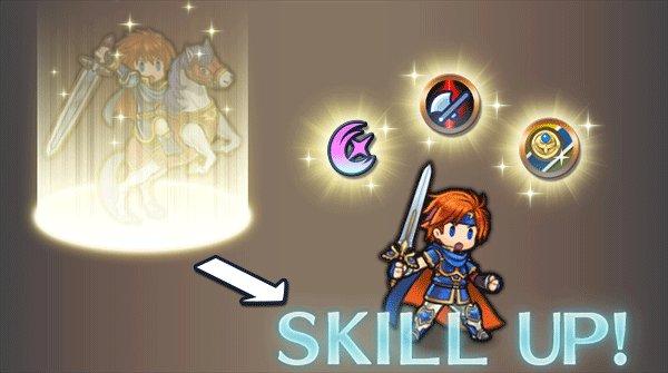 Fire Emblem Heroes Inherit Skills