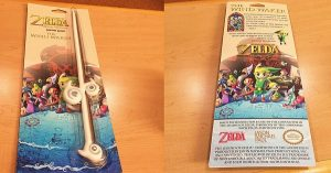 Headline Article Zelda Wind Waker Baton for the Symphony of the Goddesses Tour 2017