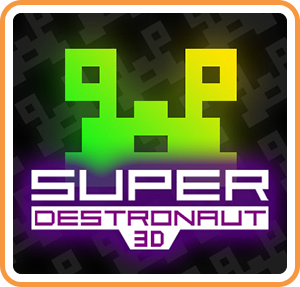 Super Destronaut 3D for 3DS