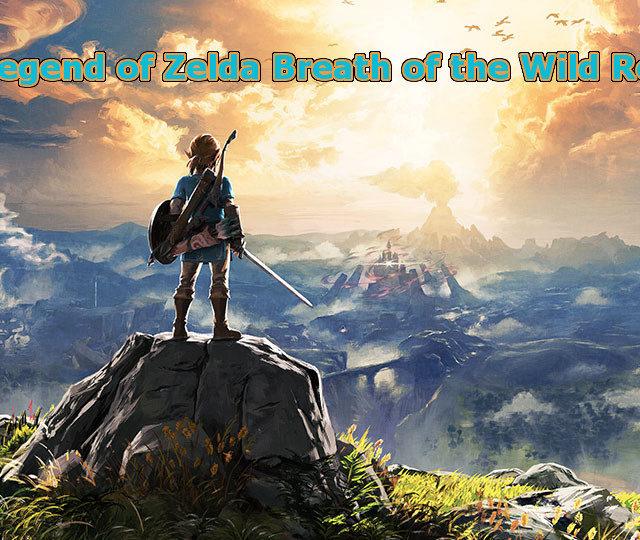 Zelda Review