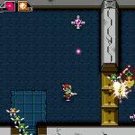 Blaster Master Zero - Using Cursor to Target Enemies (Nintendo Switch Version)