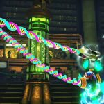 New ARMs Fighter HELIX Fighting on Home Stage
