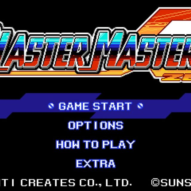 Blaster Master Zero 1.2 Now Available