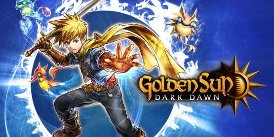 Golden Sun Dark Dawn Nintendo DS Banner