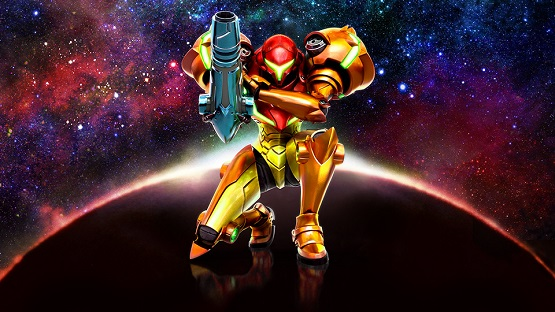 Metroid Samus Returns Nintendo 3DS Background