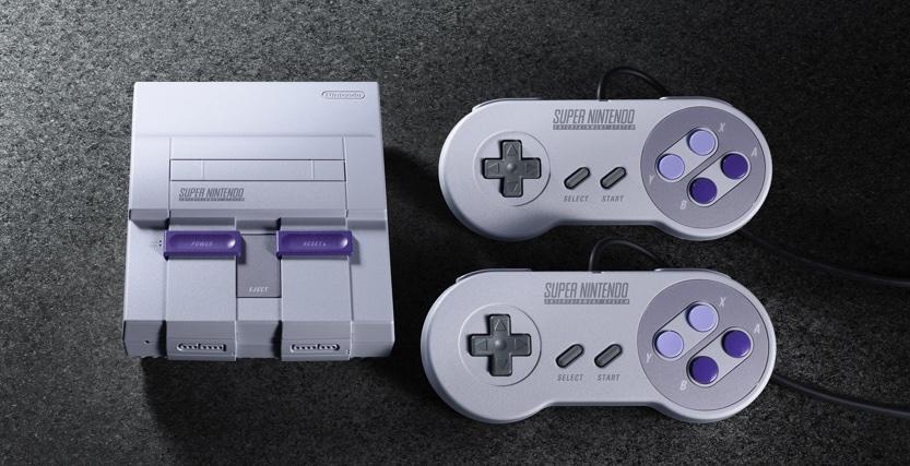 Super Nintendo Classic Edition US Version