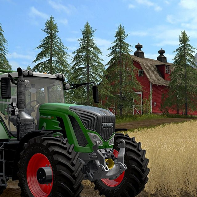 Farming Simulator Nintendo Switch Edition