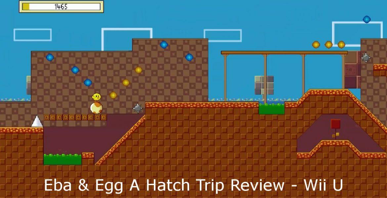 Review Eba & Egg Wii U