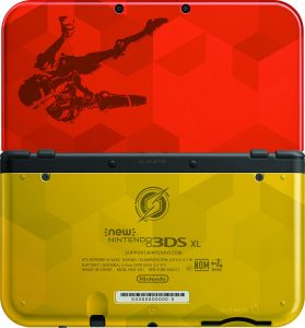 Samus Edition New Nintendo 3DS XL Preview #3