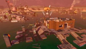 Lost Outpost Splatoon 2