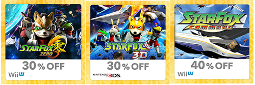 discounted My Nintendo rewards