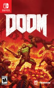 box art doom switch