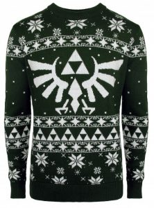 Zelda Christmas Sweater