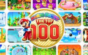 Mario Party The Top 100 Nintendo 3DS