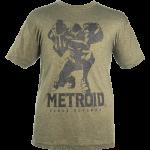 green Metroid shirt