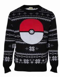 pokemon christmas sweater