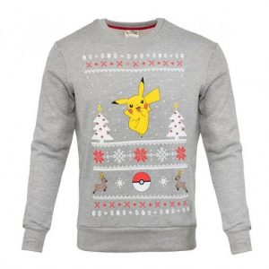 pokemon christmas sweater 2