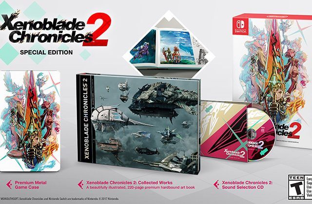 Special Edition Xenoblade Chronicles 2