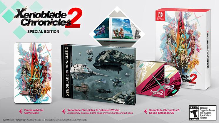 Special Edition Xenoblade Chronicles 2