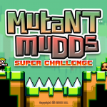 Mutant Mudds Collection Super Challenge