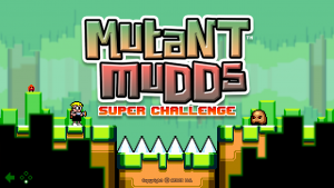 Mutant Mudds Collection Super Challenge