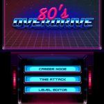 Menu 80's OVERDRIVE 3DS