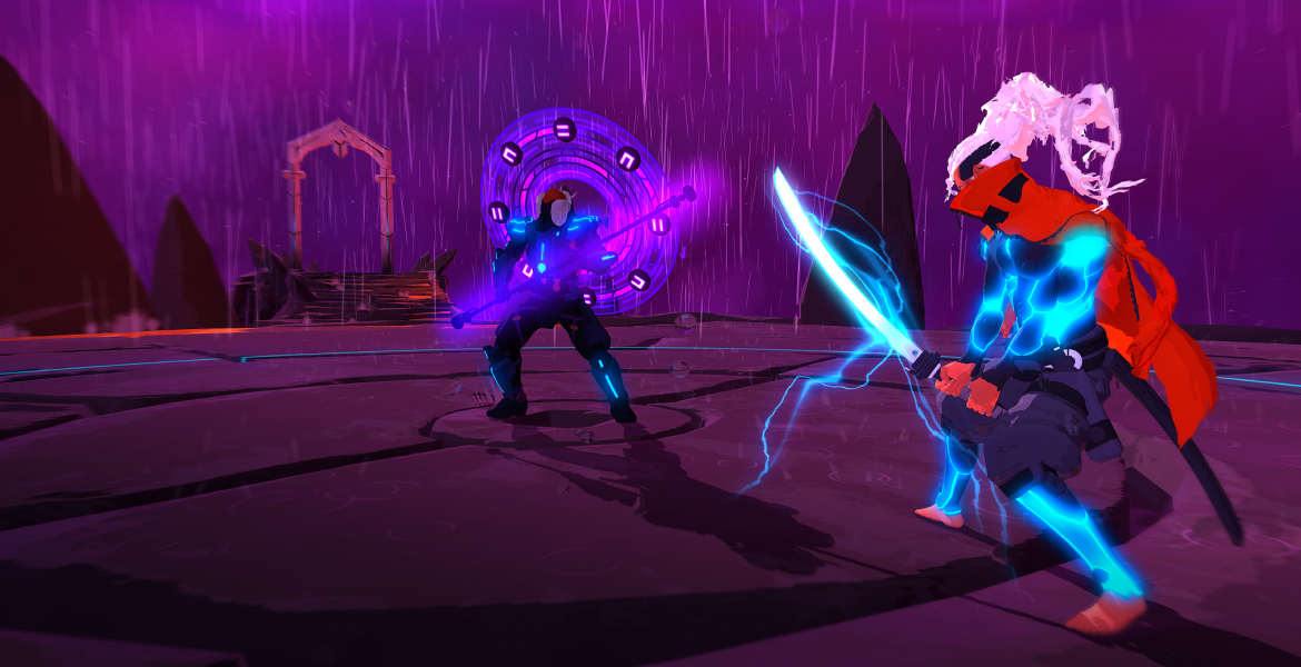 Furi coming to the Nintendo Switch.