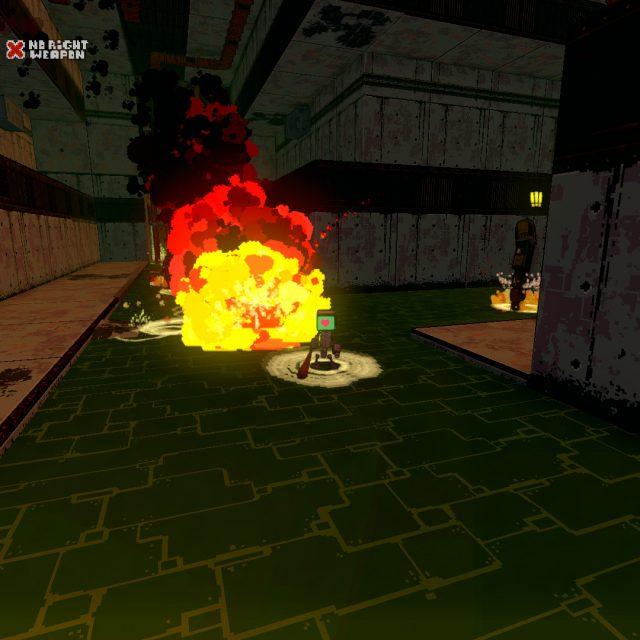 Heart & Slash Nintendo Screenshot