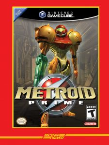 Gamecube Metroid Prime Nintendo Power